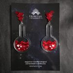 Healing Potion Statement Earrings